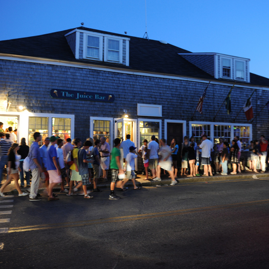 Nantucket, Massachusetts: The Juice Bar