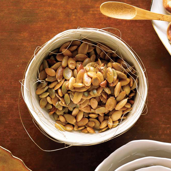 How to Make Use of All Your Pumpkin Seeds
