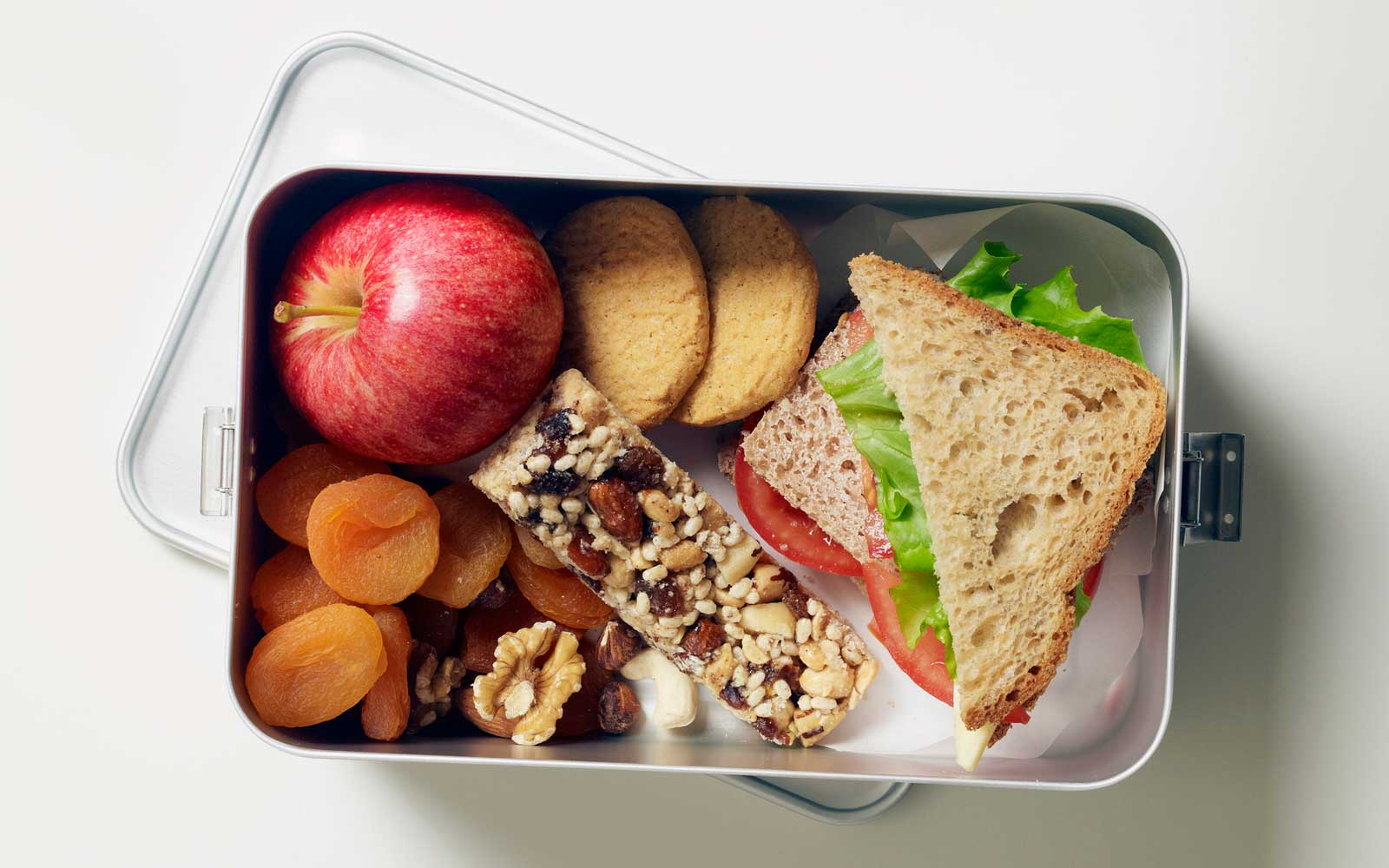Pack Your Lunches to Save for a Vacations