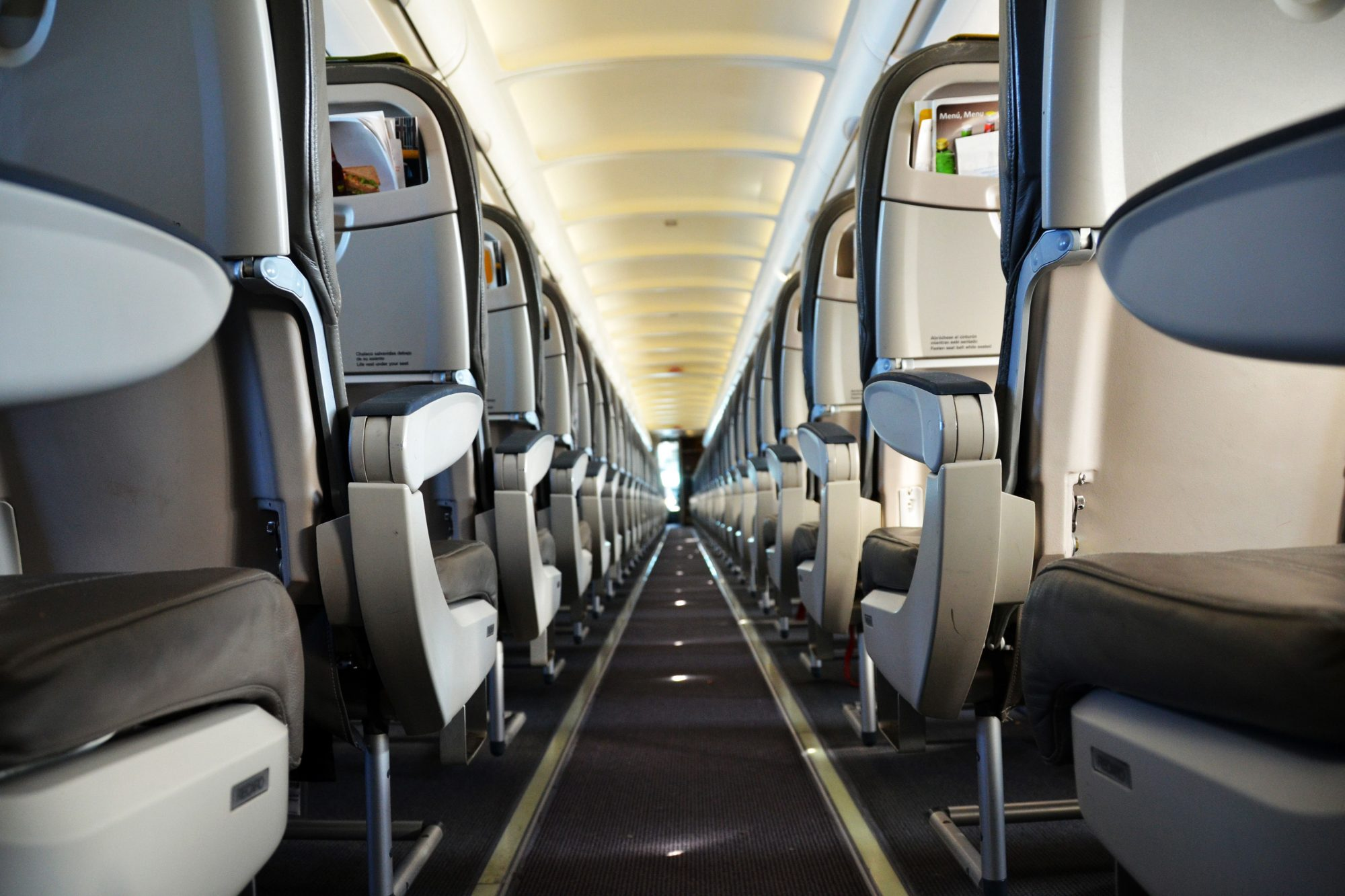 These Are the Three Best Seats on an Airplane