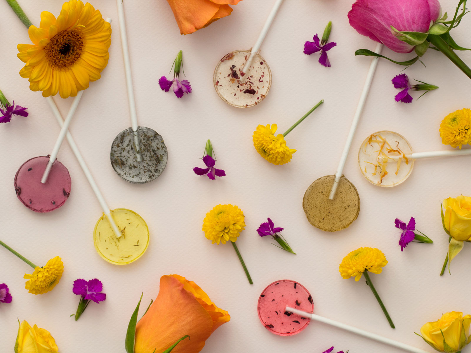 These Seed-Bearing Lollipops Will Give You an Herb Garden