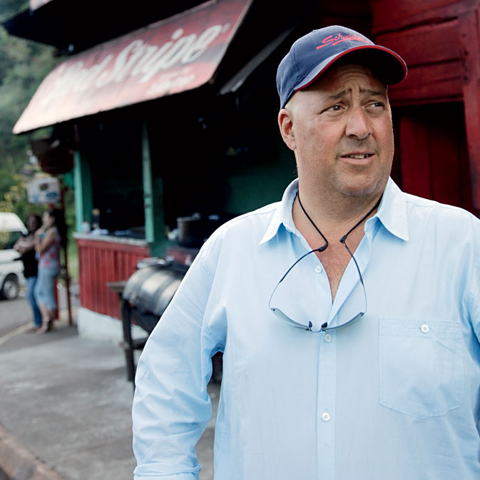 Andrew Zimmern Recipes Inspired by Jamaica