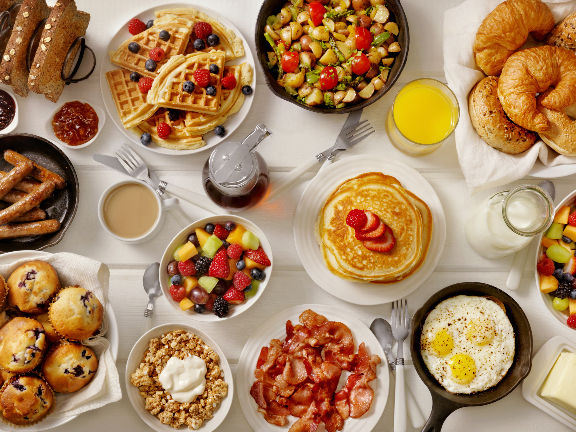Here's What These 15 Successful People Eat for Breakfast