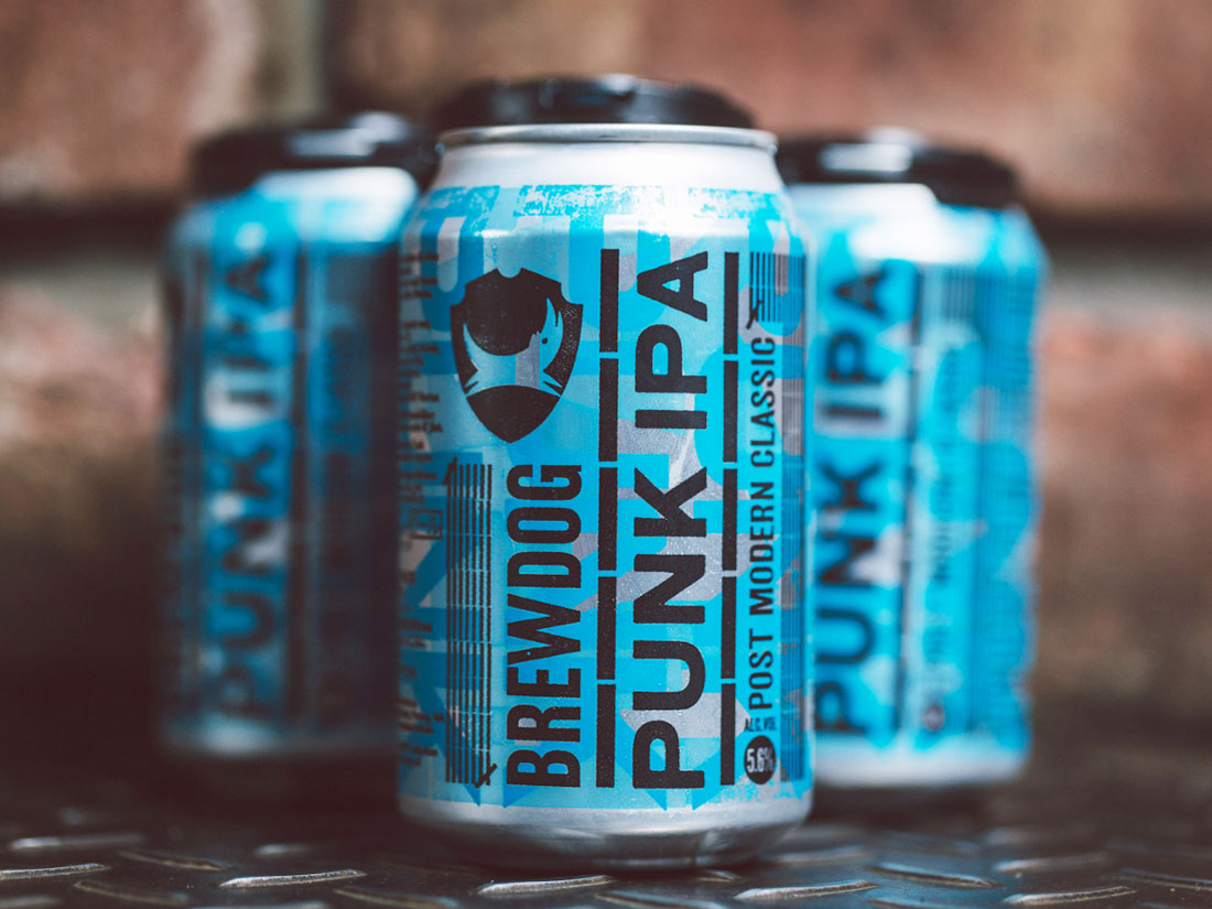 brewdog shares it's profits