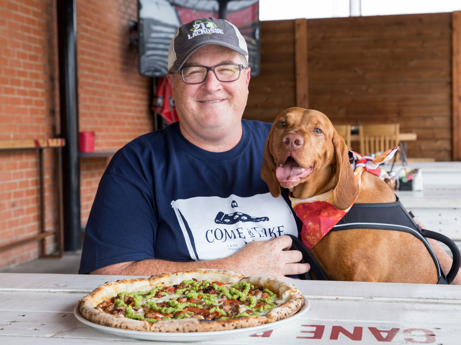 Where Dallas's Hottest Pizza Chef Eats on His Days Off