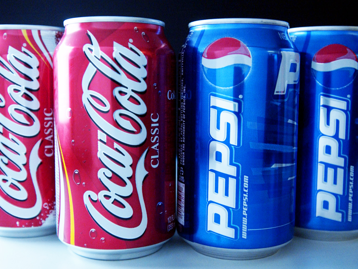 rural marketing coke vs pepsi The cola wars are a series of mutually-targeted television advertisements and marketing campaigns since the pepsi outperformed coke during the summer of the 1996.