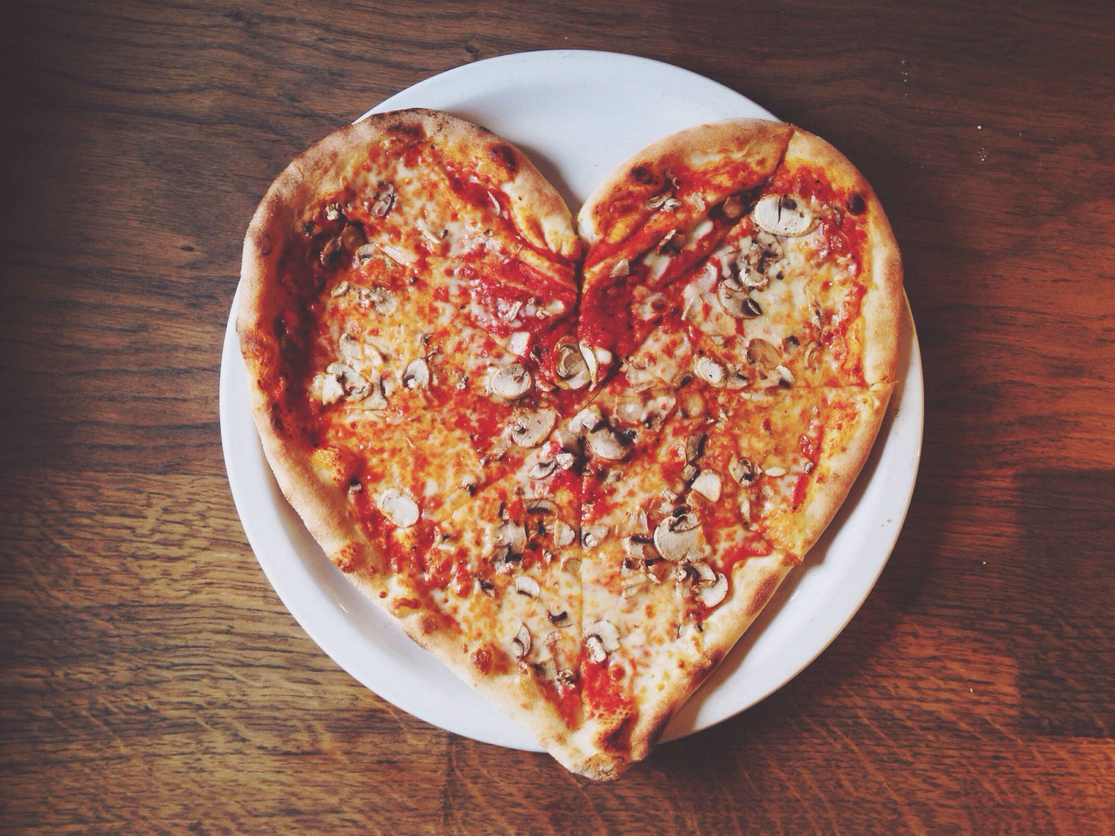 You Probably Mention One of These Two Foods in Your Dating Profile