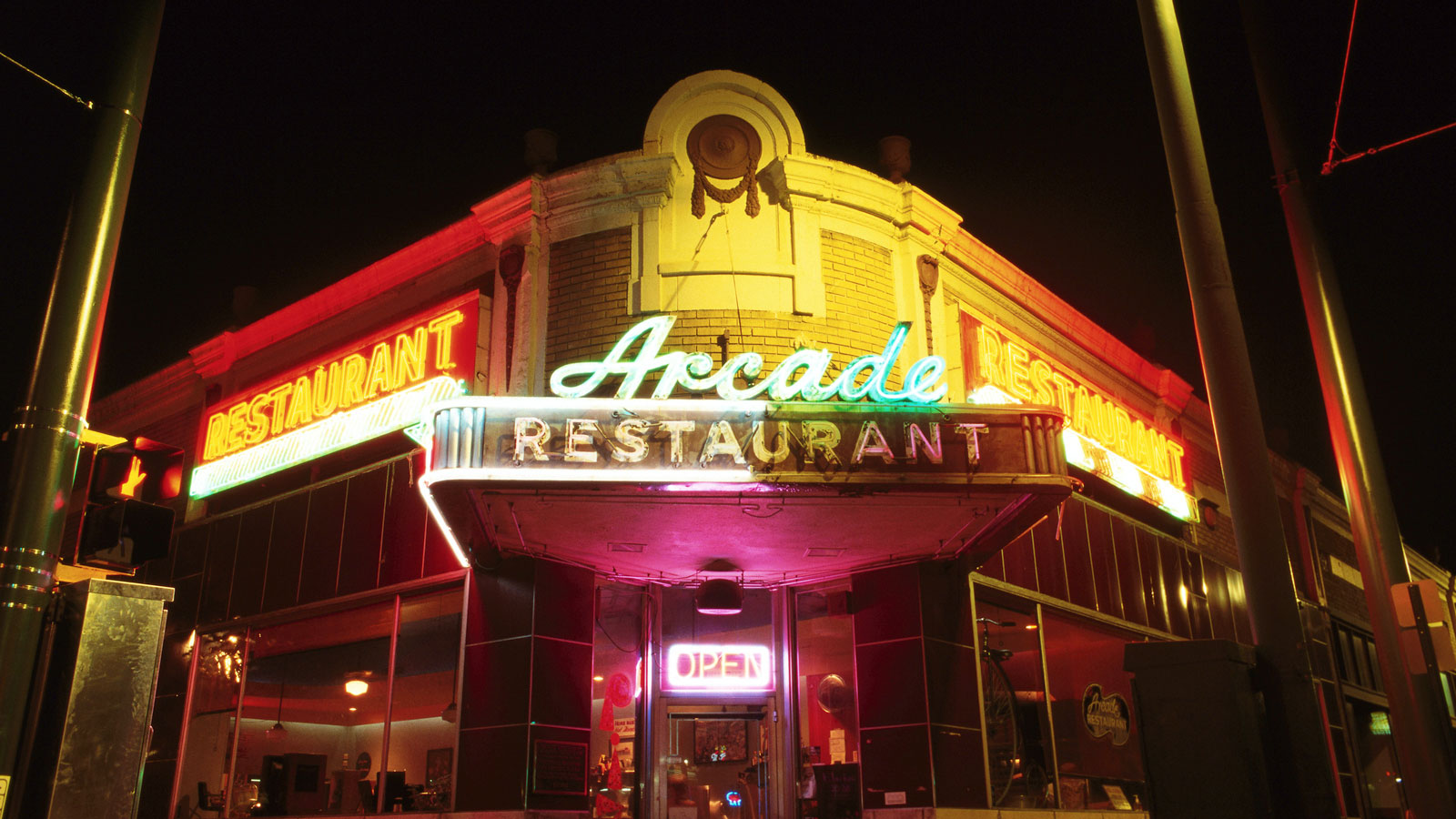 The Arcade, Memphis