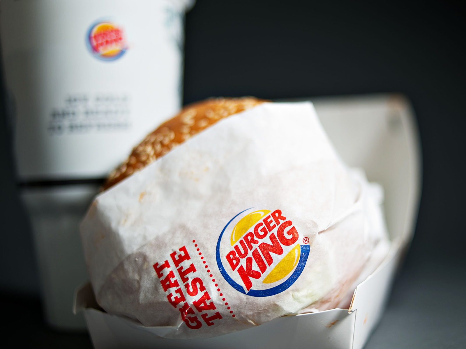 burger king fast food and gdp