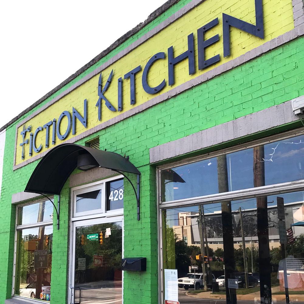 The Fiction Kitchen Is Making Vegan BBQ Legit in North Carolina
