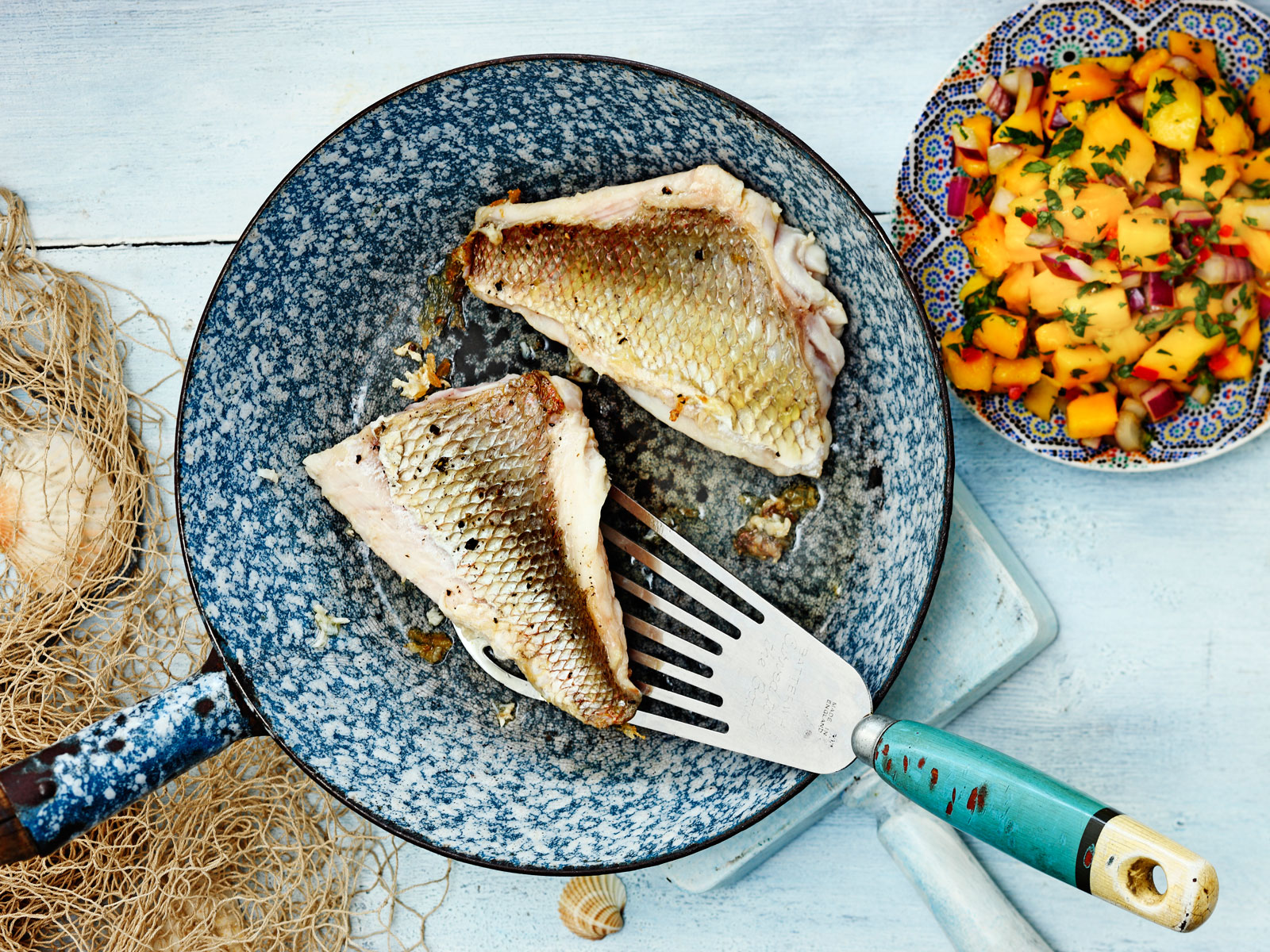 The Easiest Way to Stop Overcooking Fish
