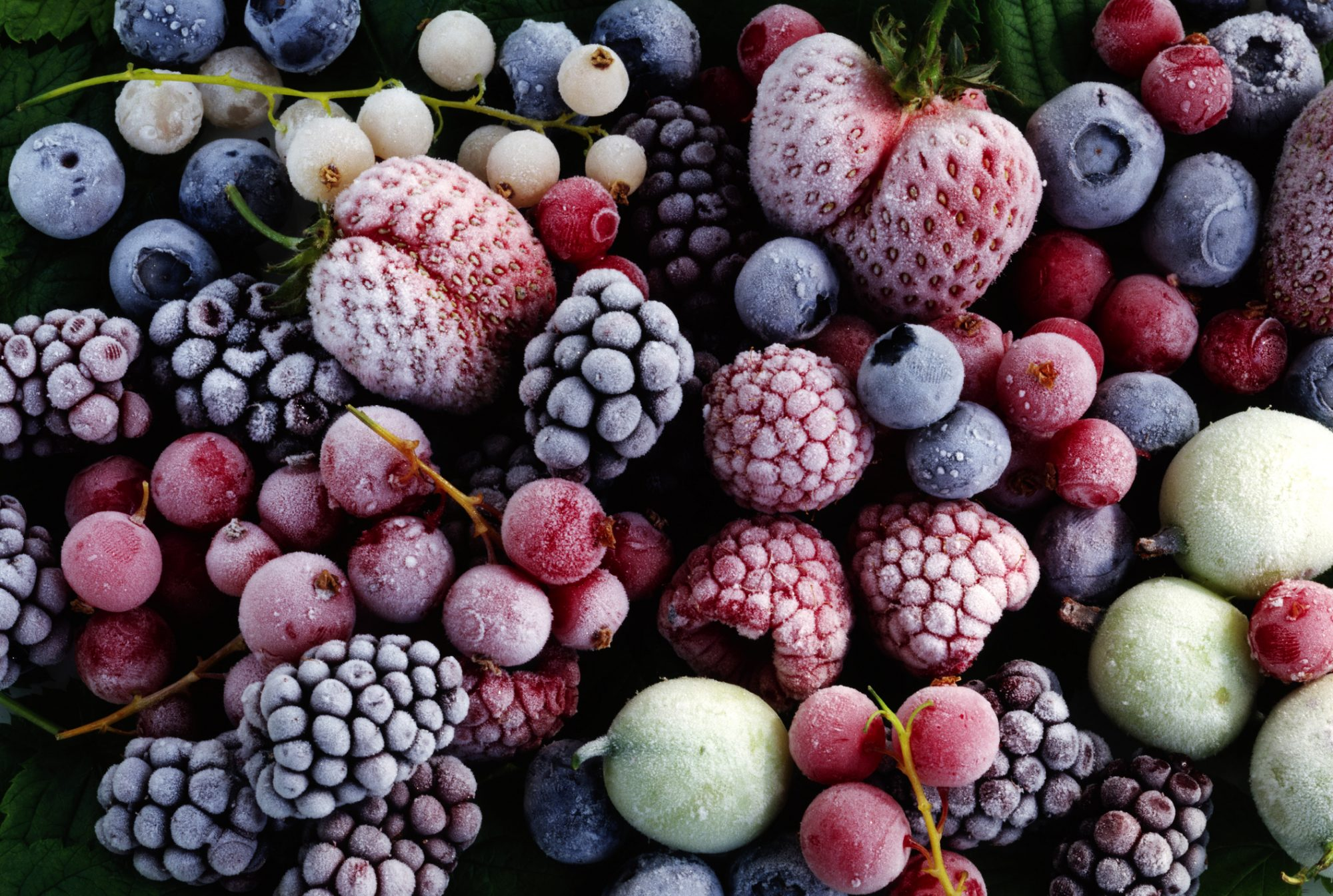 4 Reasons to Buy More of Your Fruits and Veggies Frozen