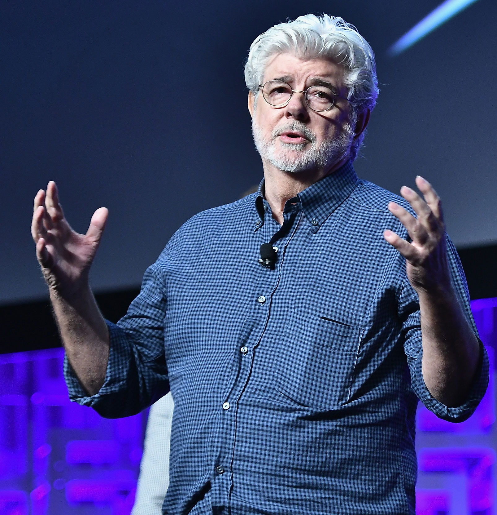 George Lucas Buys $11.2 Million Vineyard Next to Brad Pitt and Angelina Jolie's French Estate