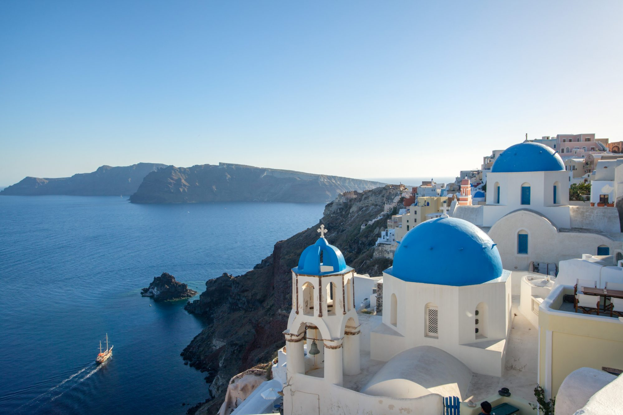 Take a Dream Trip to Greece for Only $372 Round-Trip on the World's Best Airline