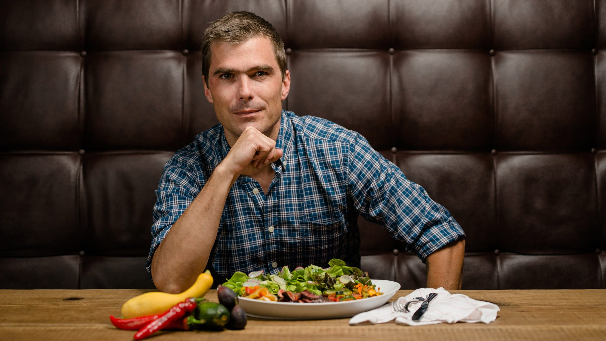 Hugh Acheson No Kid Hungry