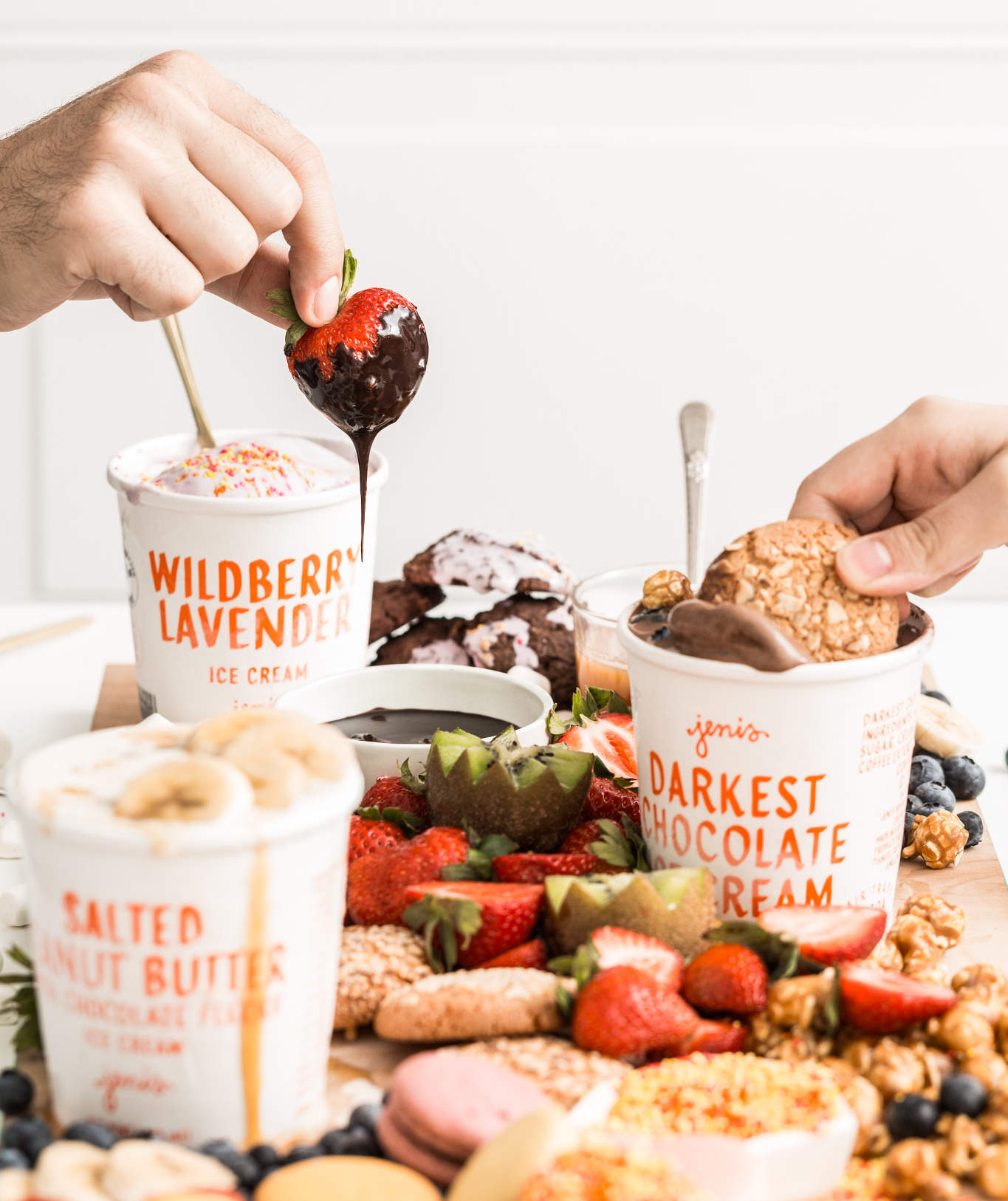 Ice Cream Sundae Boards Will Be Your New Dessert Obsession