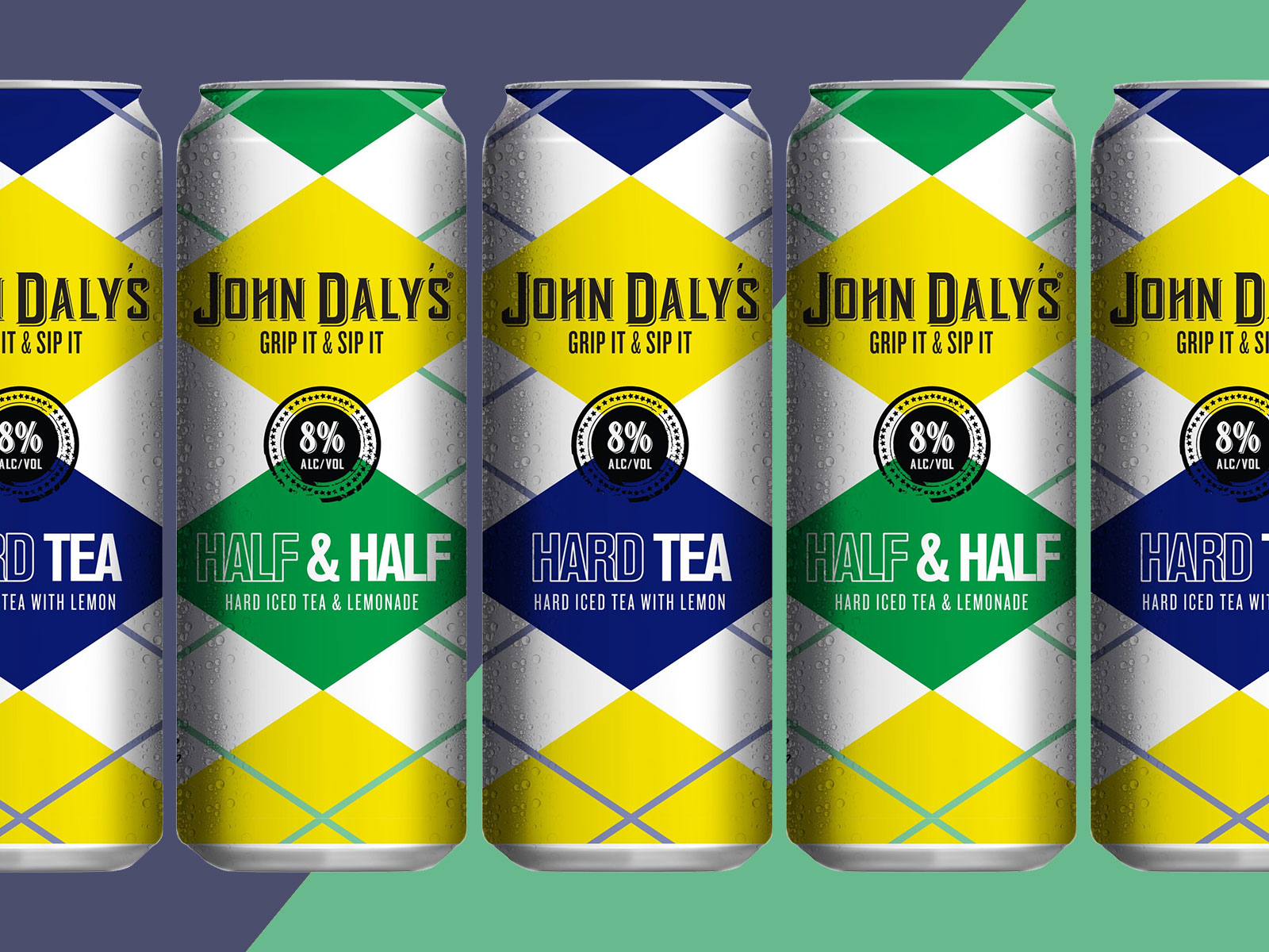 john daly hard teas half and half