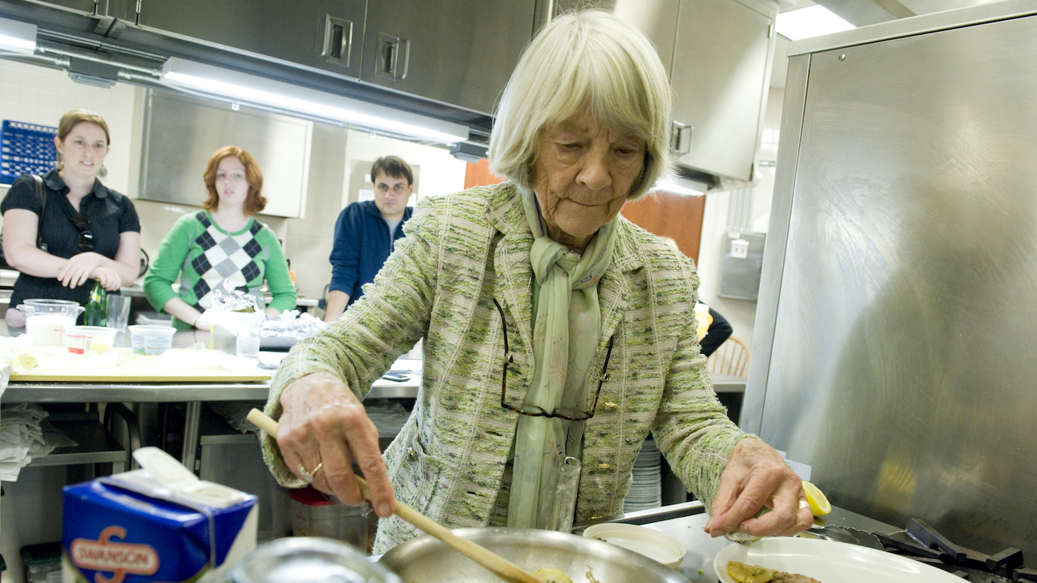 Judith Jones, editor of cookbook author Julia Child, passes away at 93