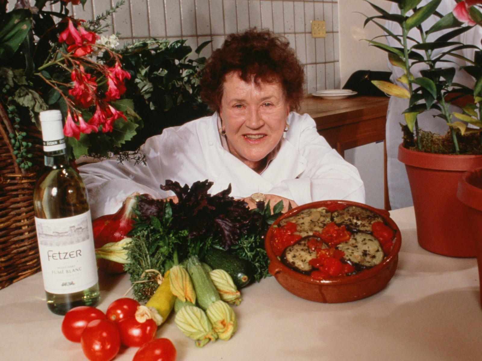 Julia Child TV series