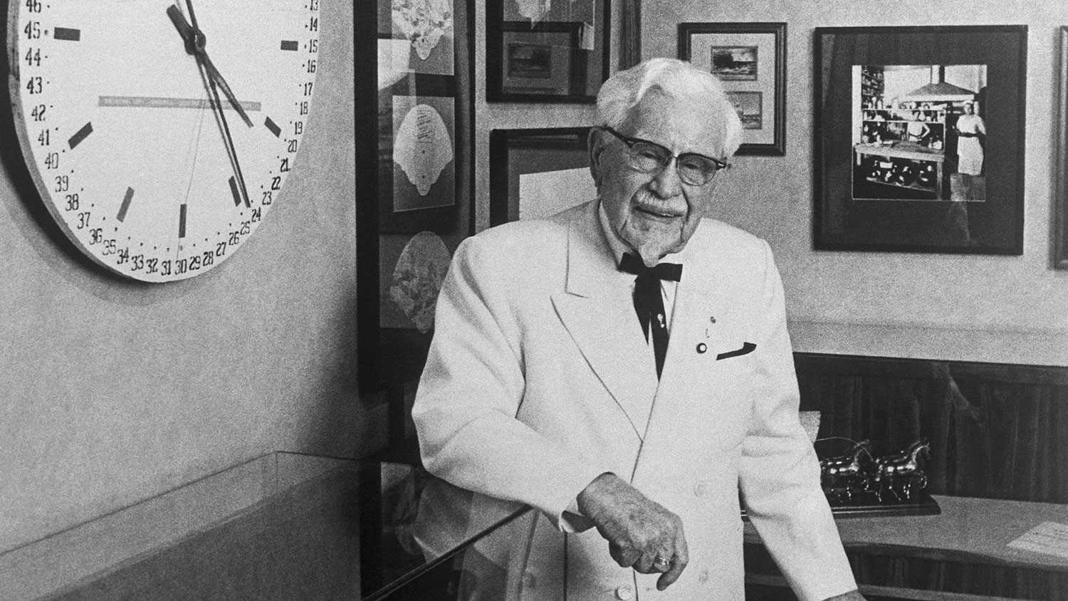 kfc brings back the original colonel sanders
