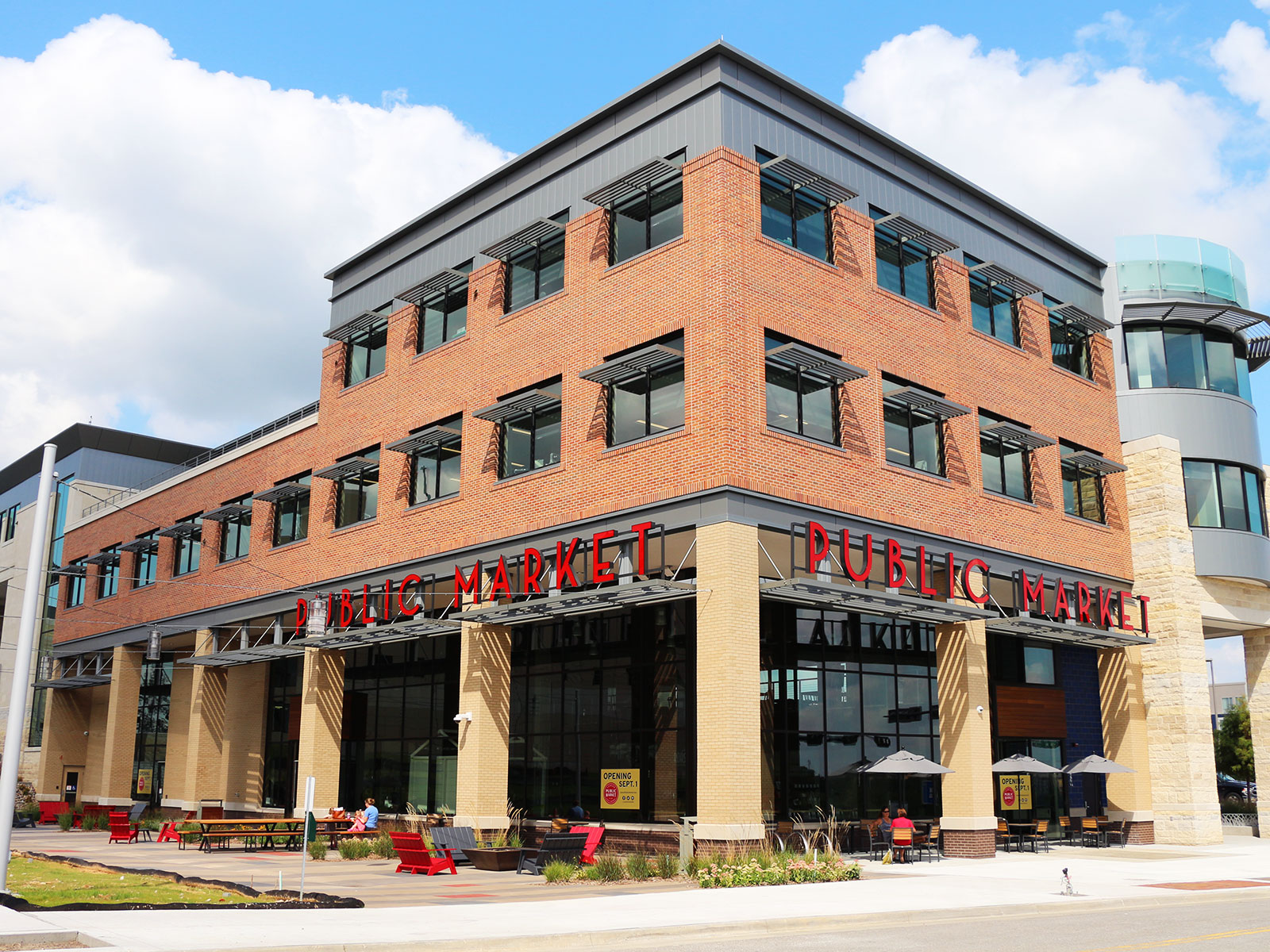 News image for This Suburb in the Midwest Is Opening a Public Market Inside Its City Hall | Food & Wine in Food