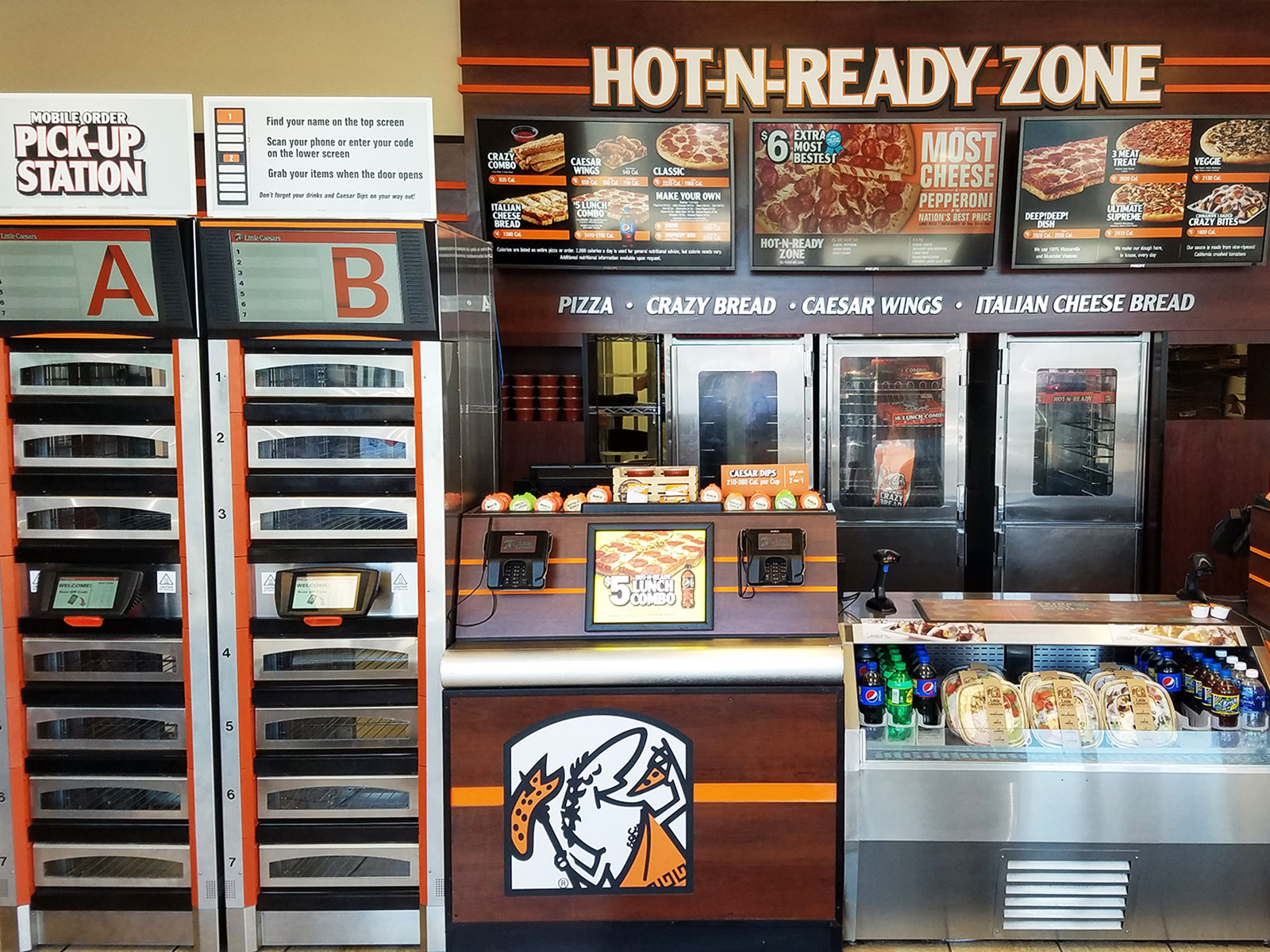 reserve-n-ready from little caesars