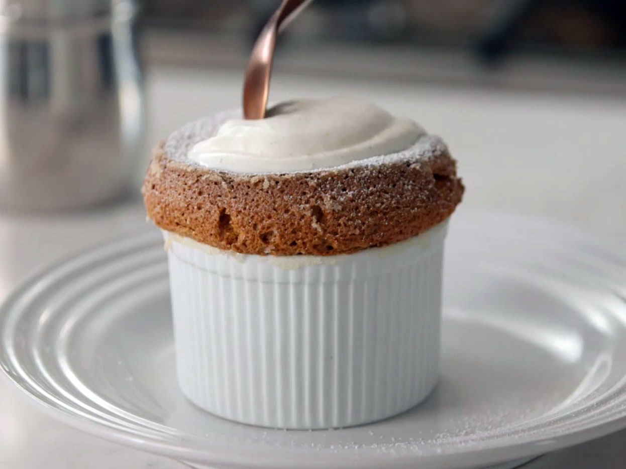 Watch: Ludo Lefebvre Shows Off His Favorite Soufflé