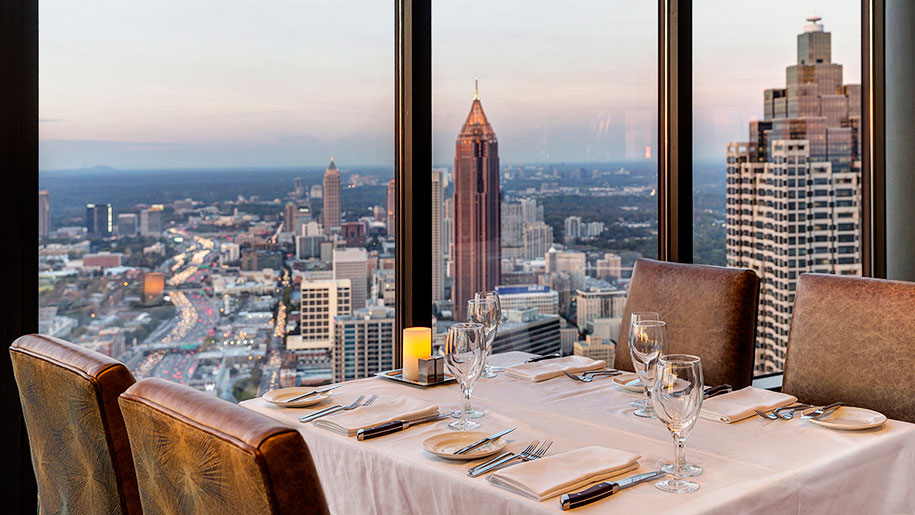 The 100 Most Scenic Restaurants in America, According to OpenTable