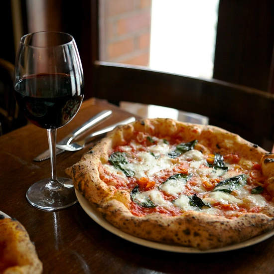 New York: Kesté Pizza and Vino