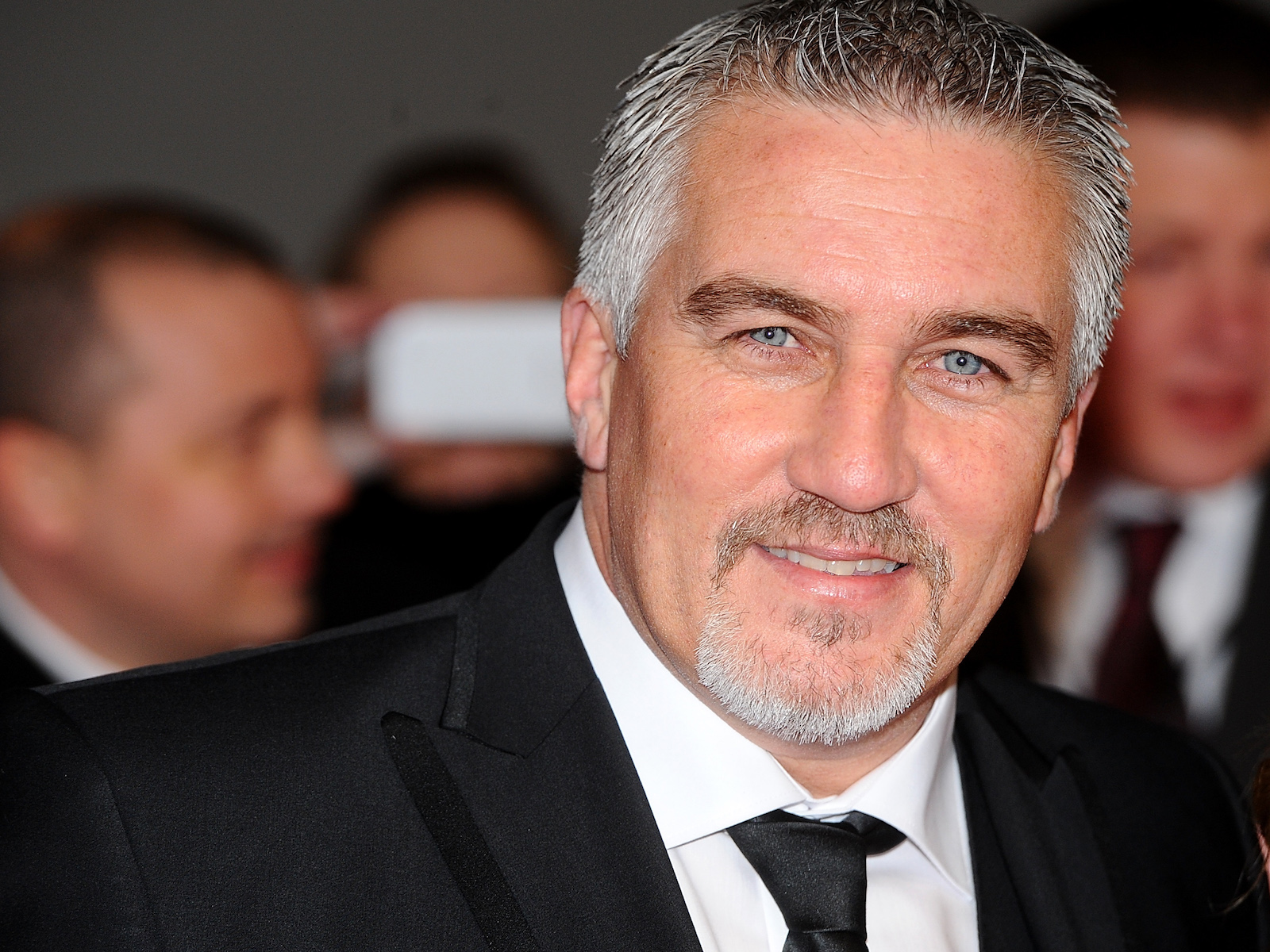 Paul Hollywood Misses Mary Berry on the 'Great British Bake Off'