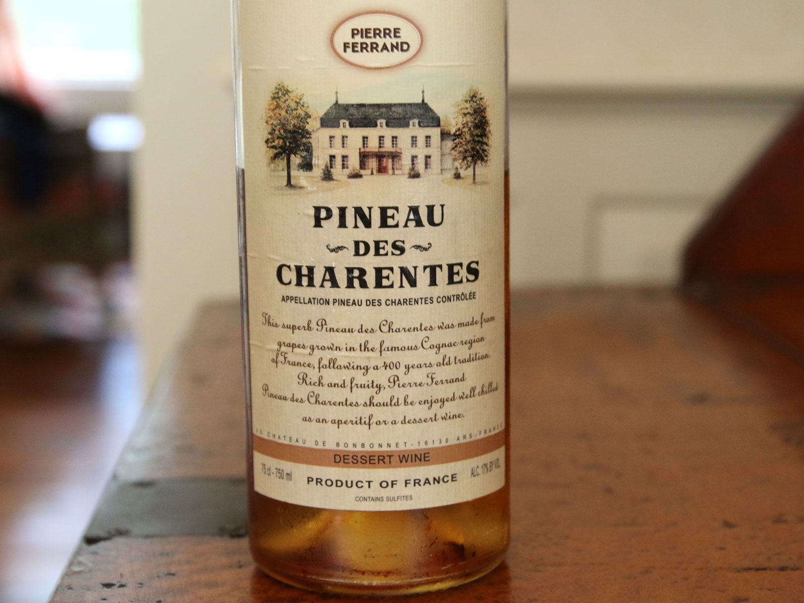 Pineau des Charentes Cocktails