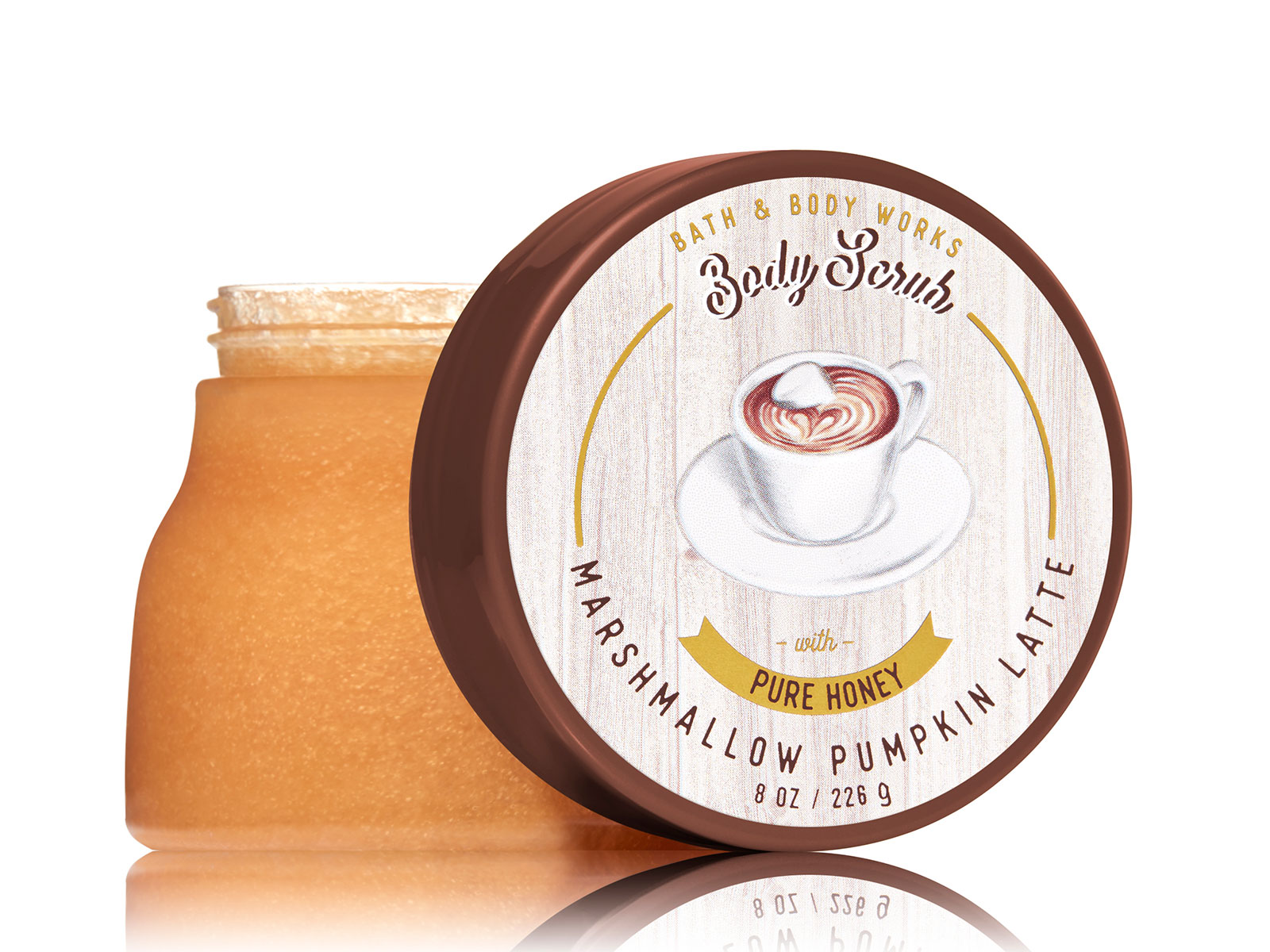 body scrub pumpkin sugar scrub