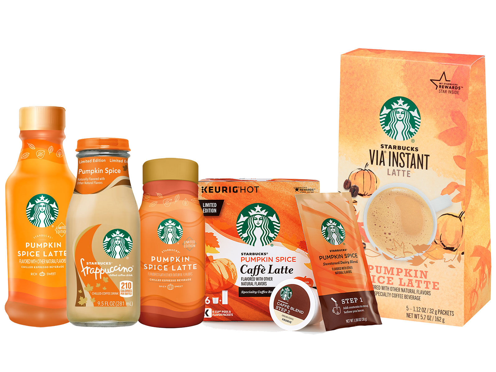 pumpkin spice latte starbucks support group