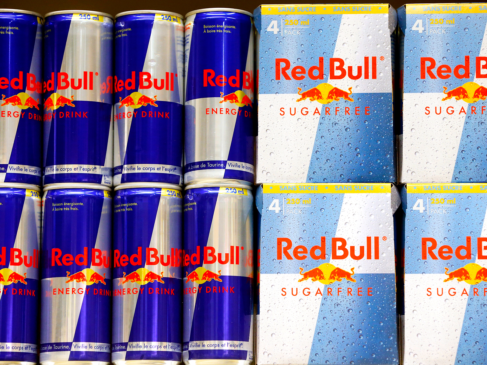Energy drinks are the gateway to cocaine addiction, study finds