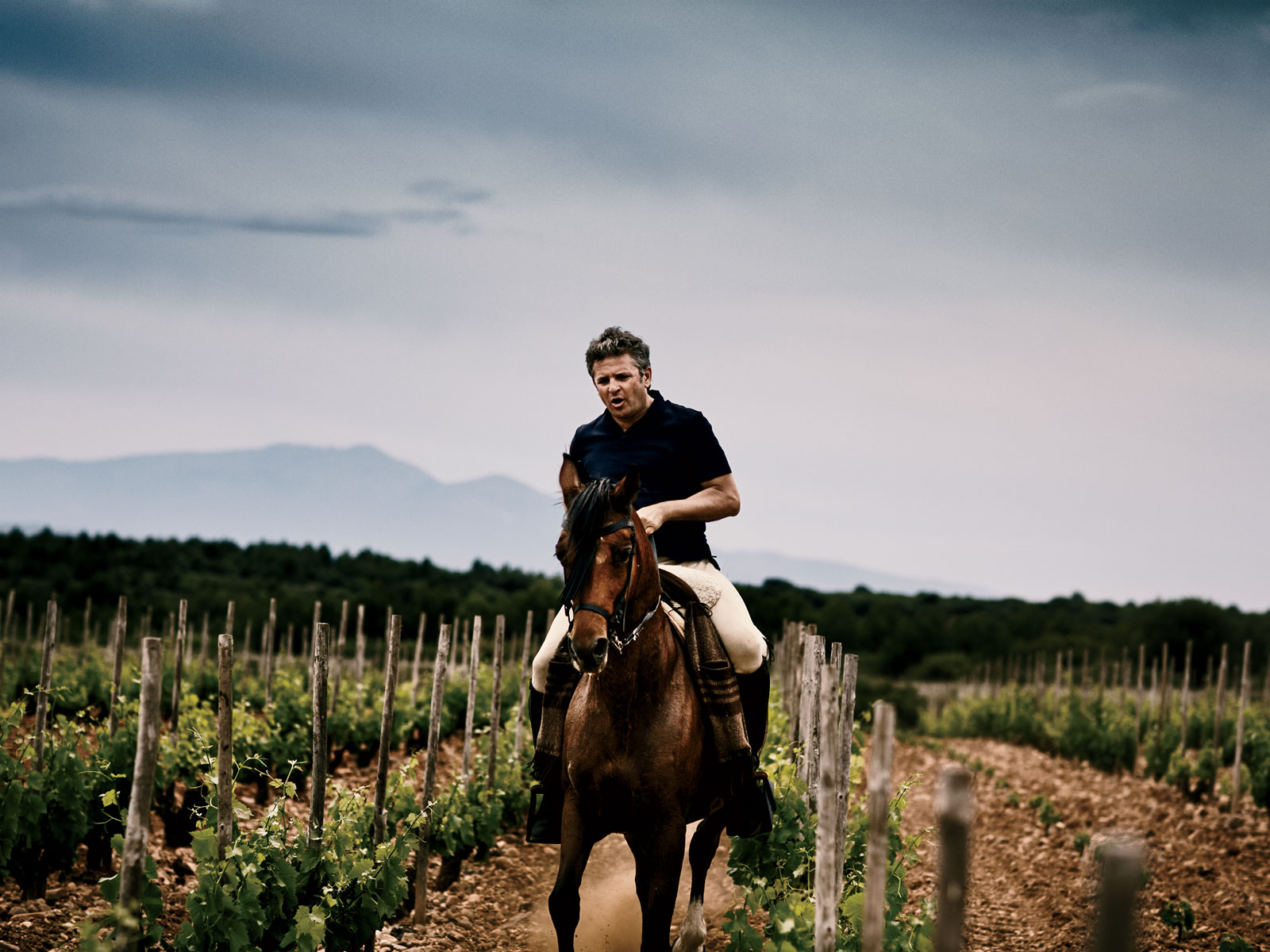 Reimagining Rioja With Spain's Most Famous Winemaker