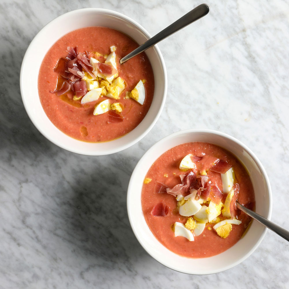 Soup recipes easy soup ideas food wine food wine salmorejo forumfinder Choice Image