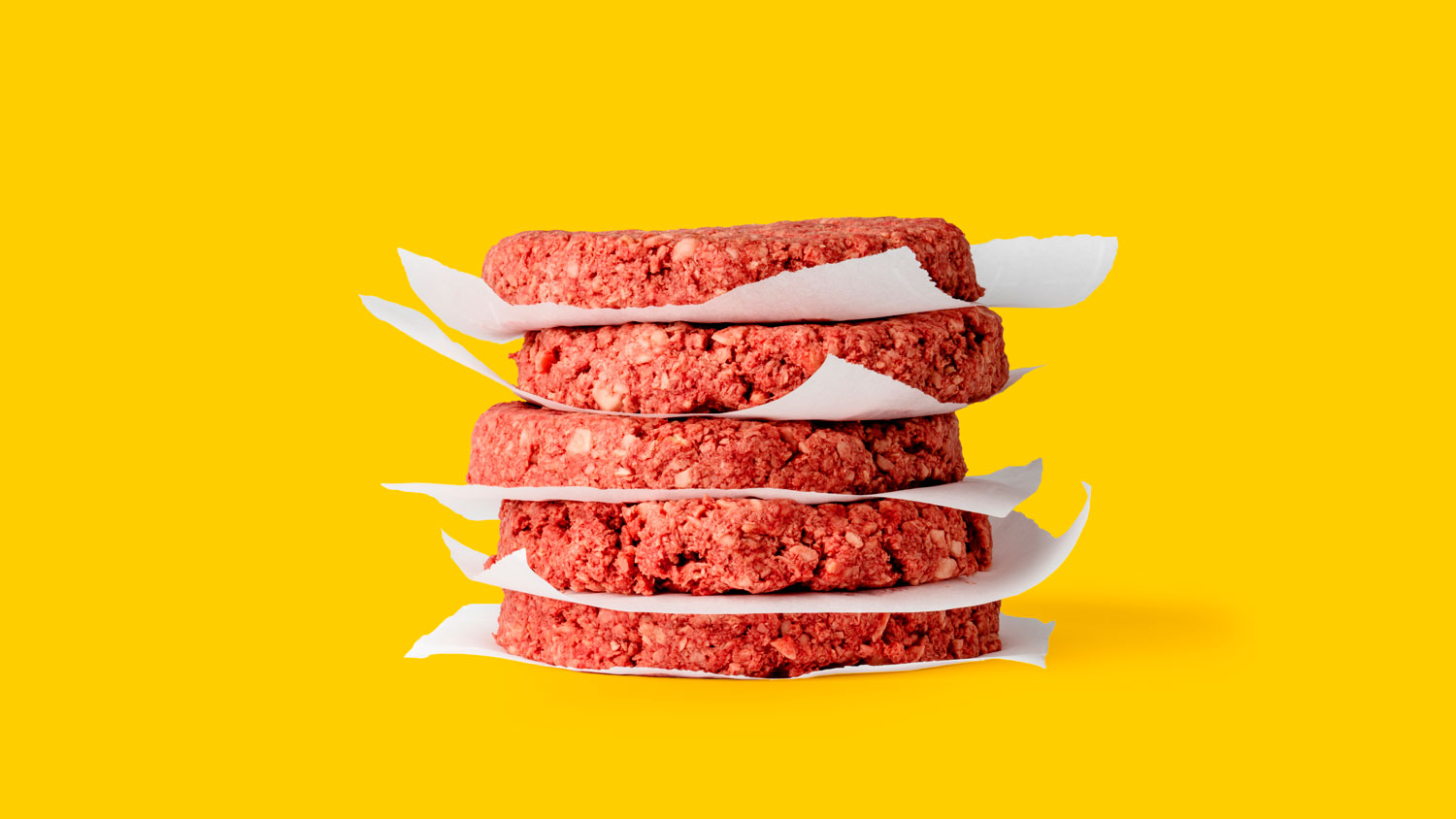 Impossible Burger's 'Blood' Comes From Soybean Roots