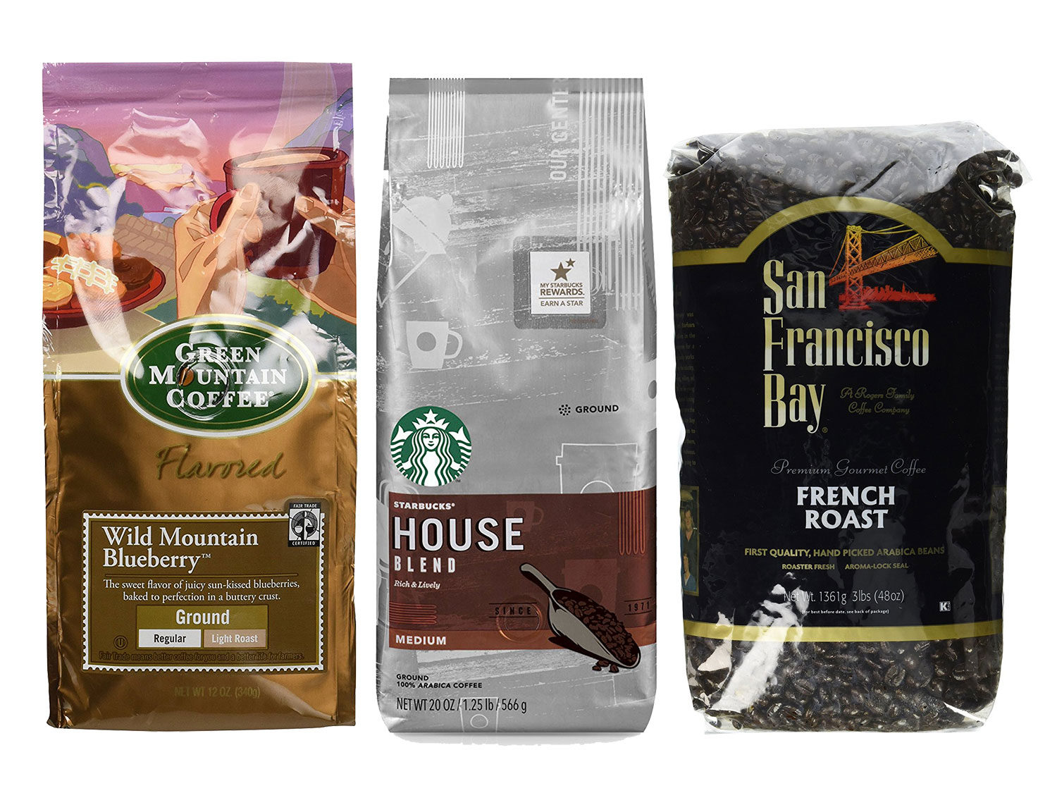 top coffee sellers on Amazon