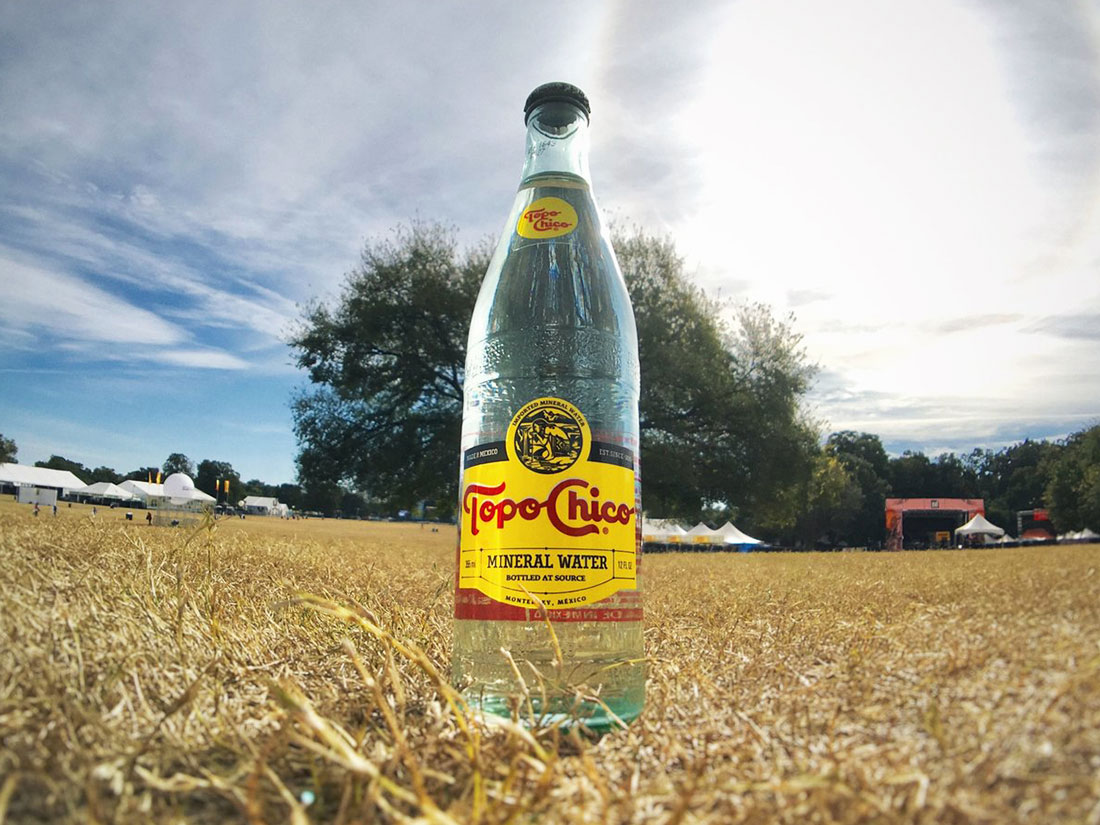 topo chico water delivery through companies