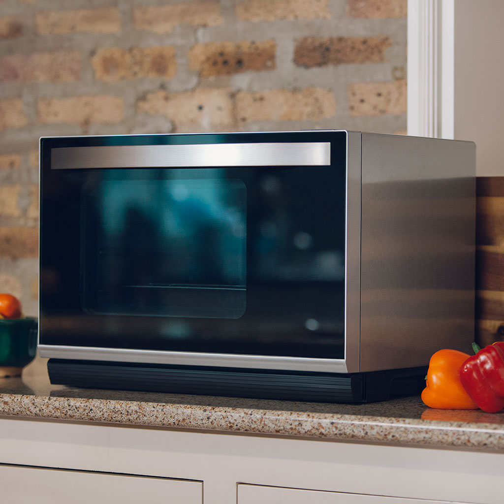 This New Smart Oven Will Make Your Tiny Kitchen A Bit More Tolerable