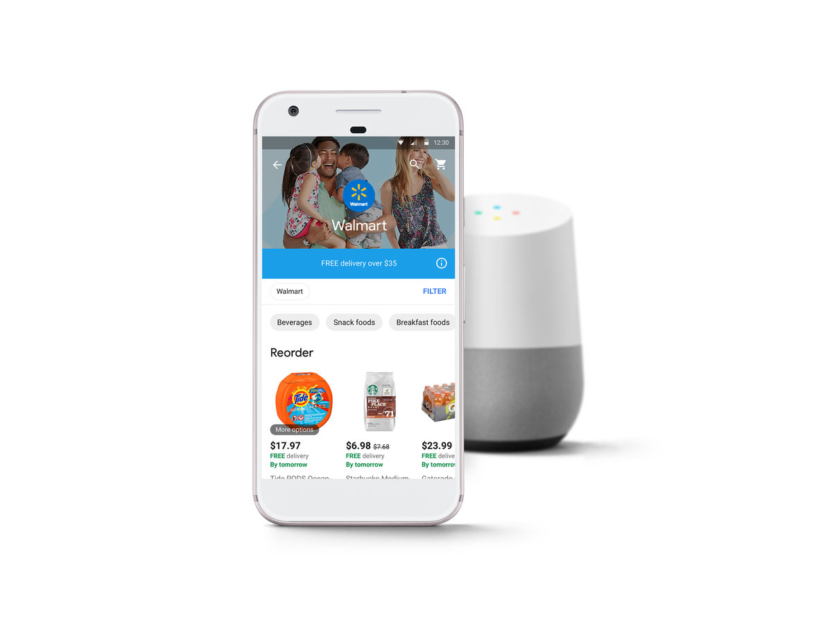 google express makes shopping at walmart easier