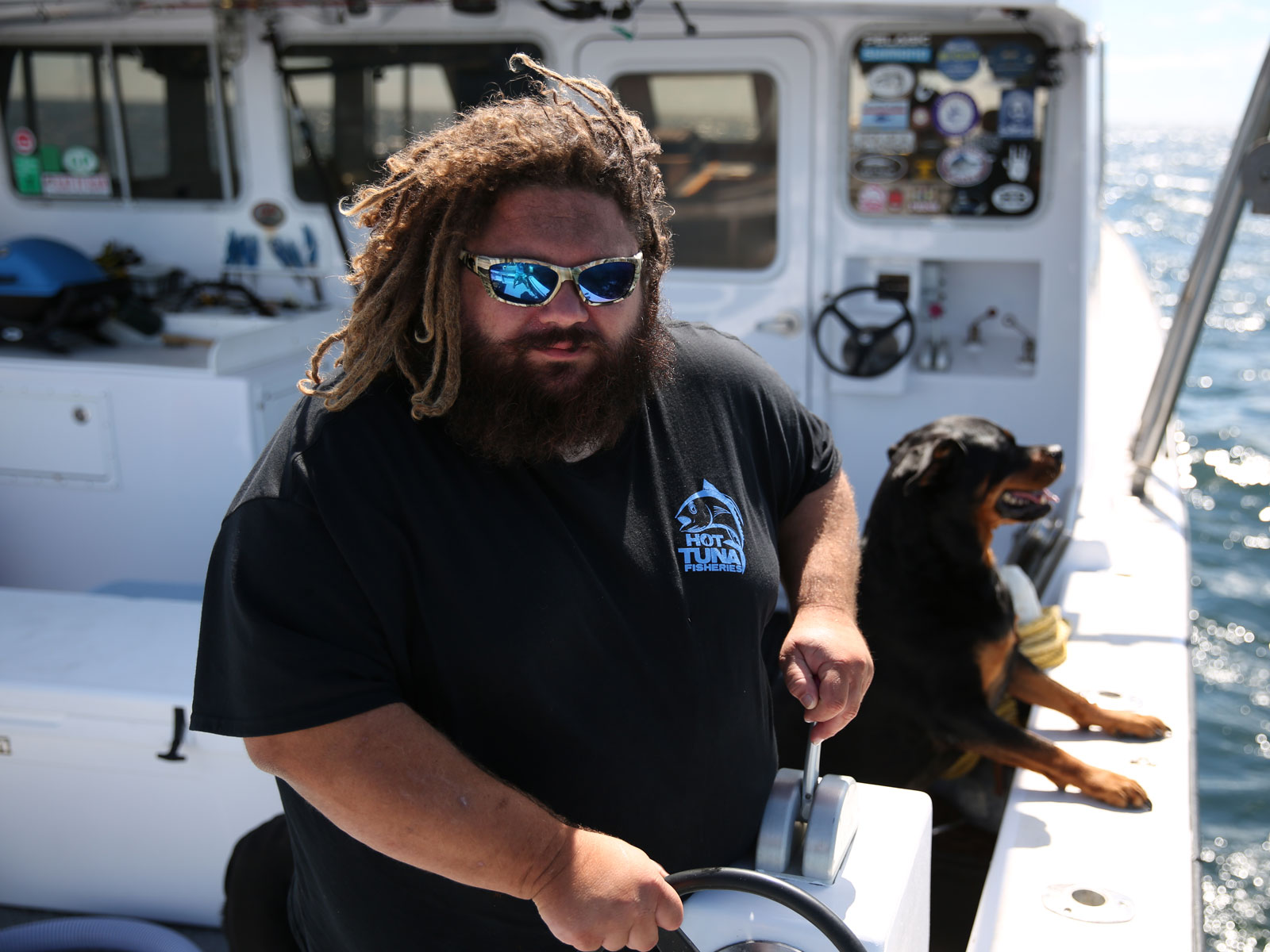 What It's Really Like on a Wicked Tuna Fishing Boat