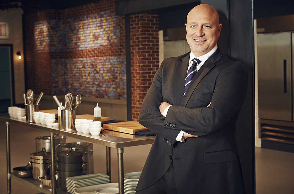 tom colicchio interview