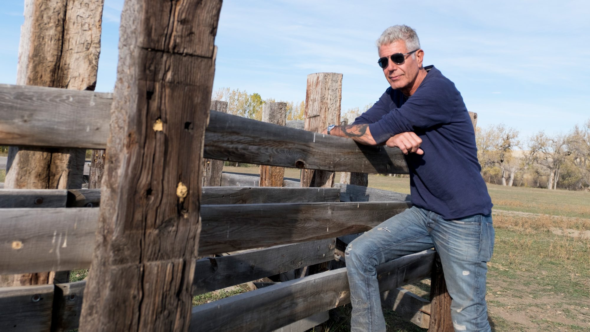Anthony Bourdain Wins 4th Emmy for Parts Unknown