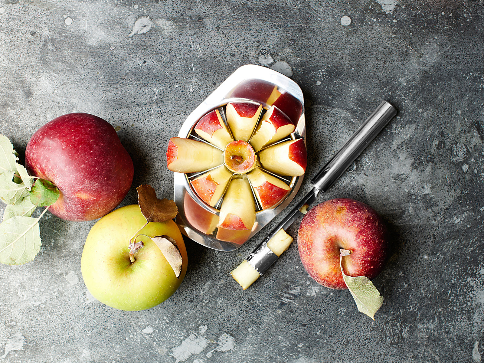 williams sonoma apple slicer