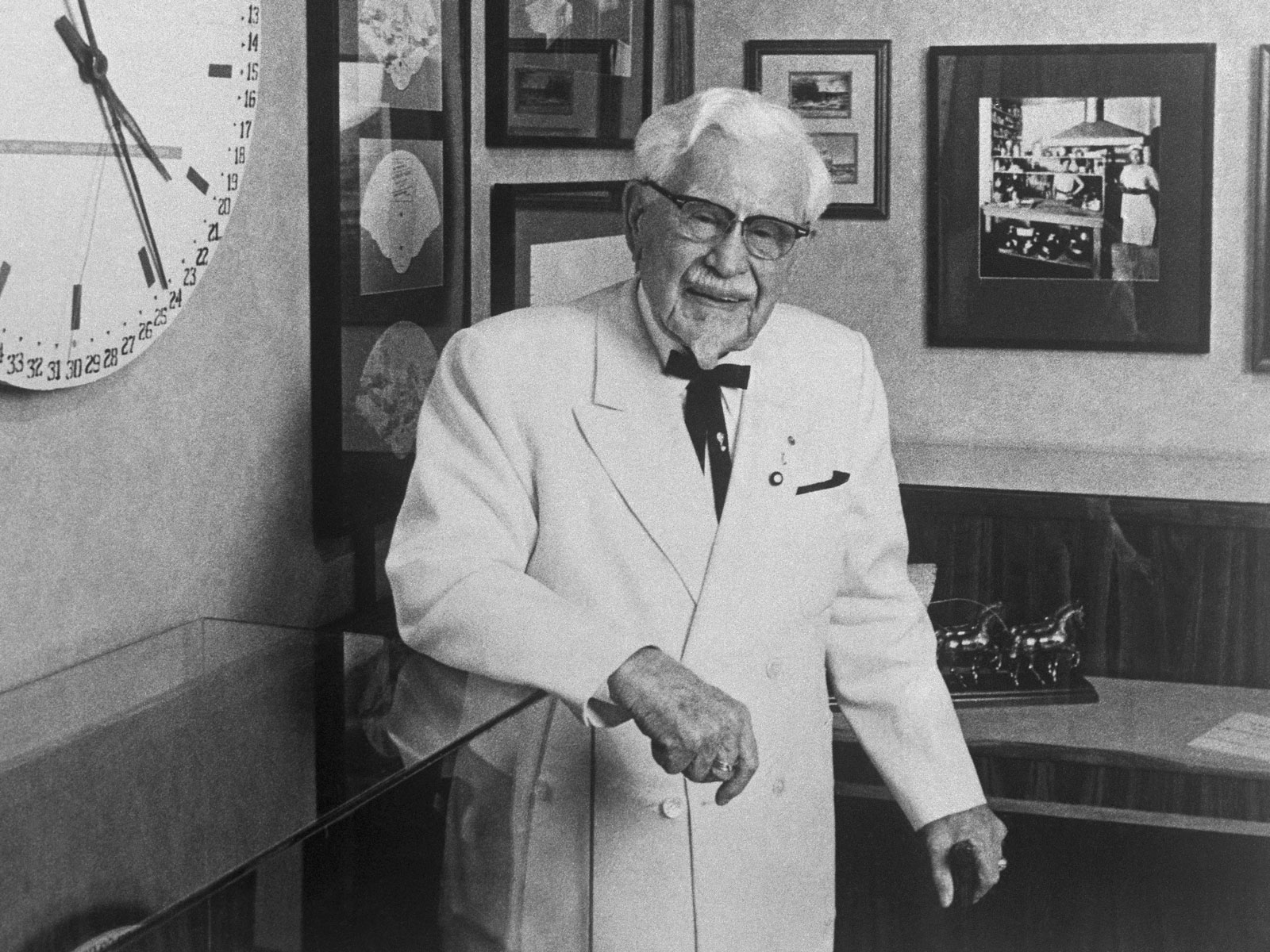 Colonel Sanders Funded a Children's Mandolin Band Album in the 1960s