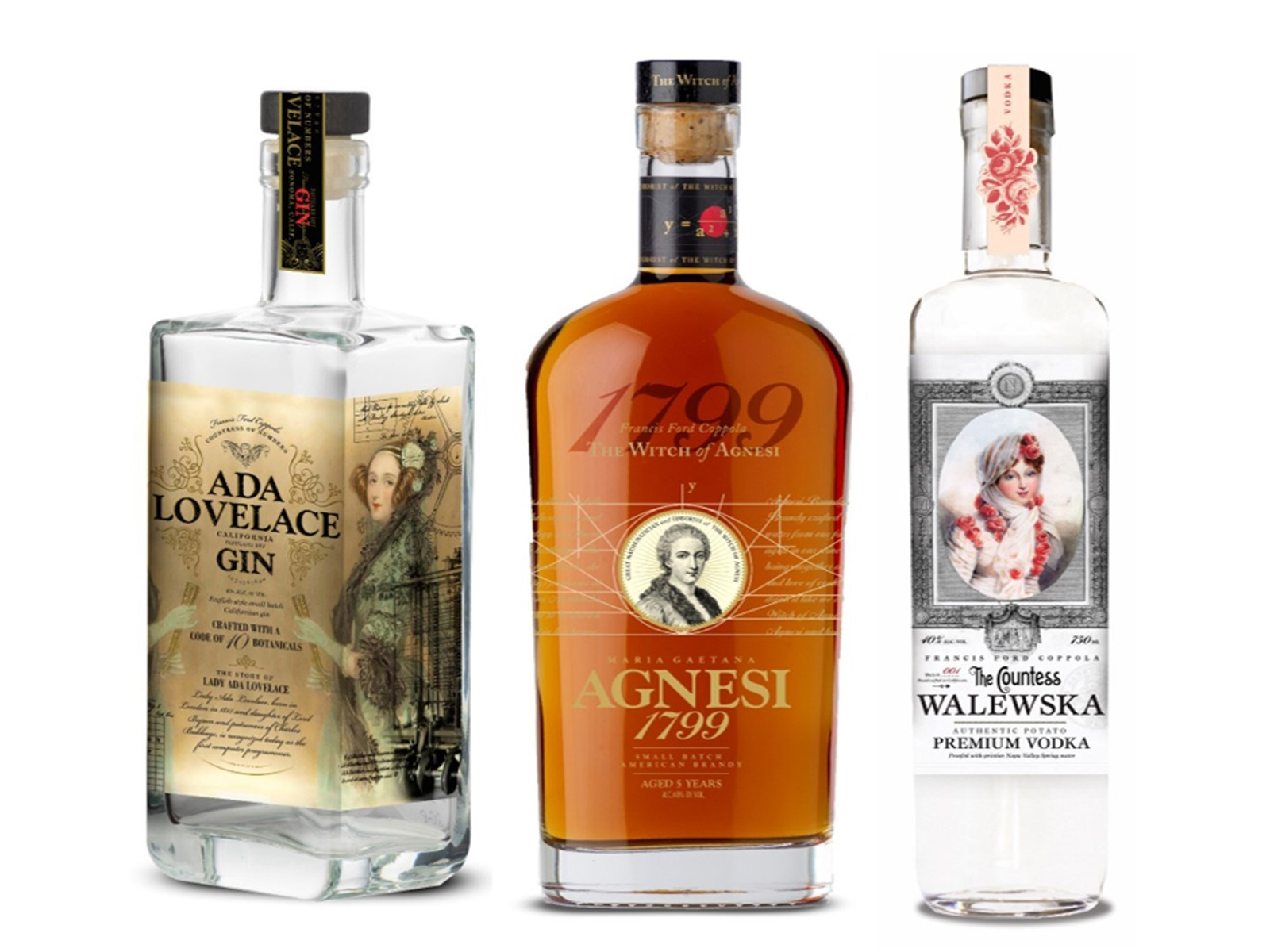 the family coppola names spirits after great women
