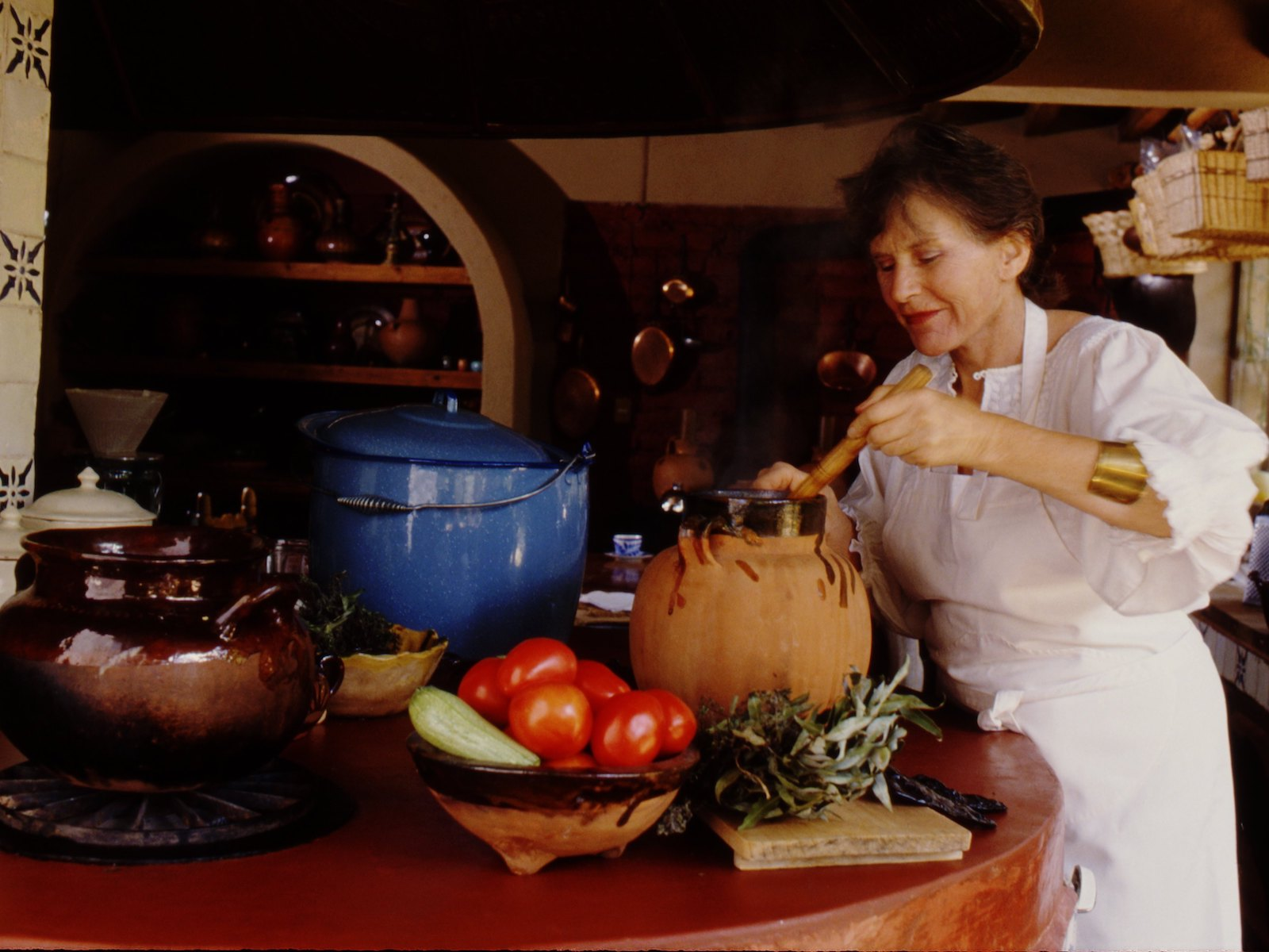 Culinary Legend Diana Kennedy Is Getting a Documentary Thanks to Kickstarter