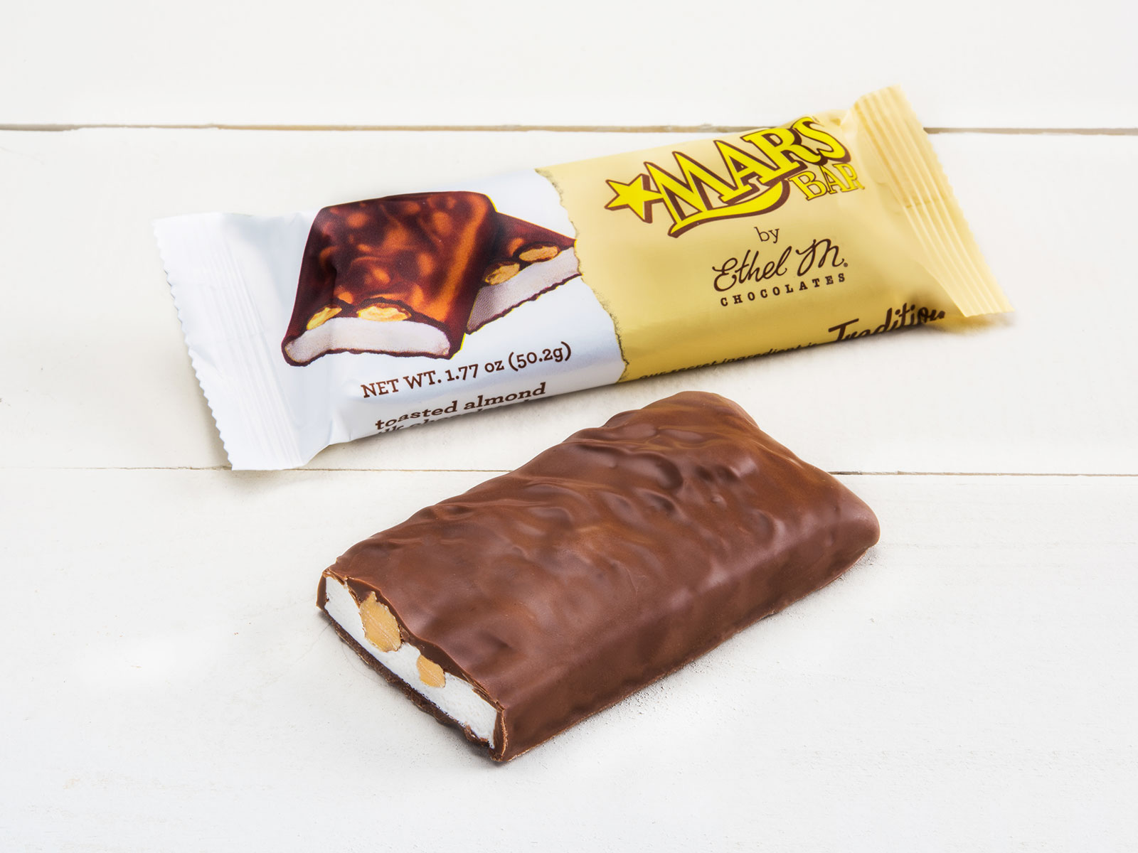 The Original Mars Bar Is Back
