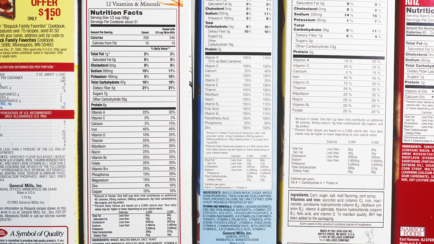 fda postpones nutrition labels